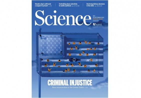 [표지로 읽는 과학]노동수요에 좌우되는 흑인 수감률 '미국 사법제도는 평등한가'