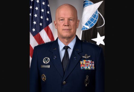 美 우주군총장